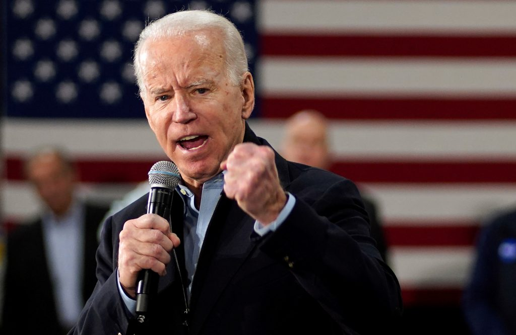 Former RNC Chairman Tosses Support Behind Biden