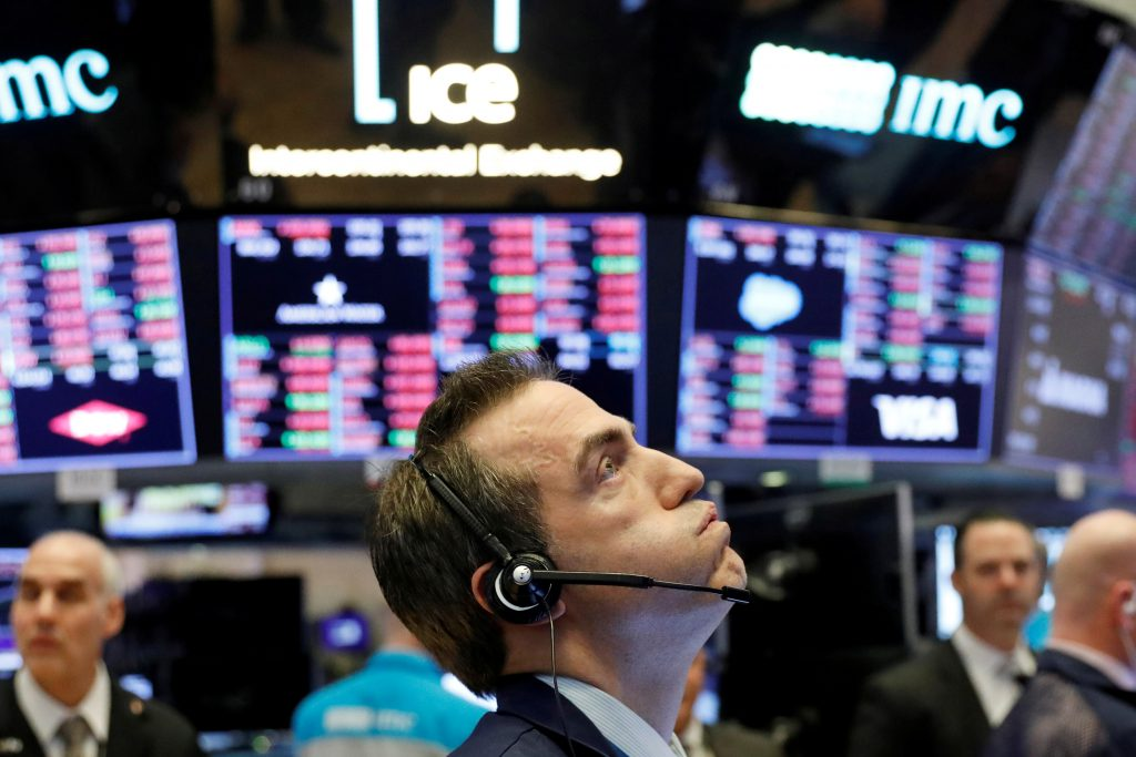 Coronavirus market carnage: Dow plummets 3,000 points