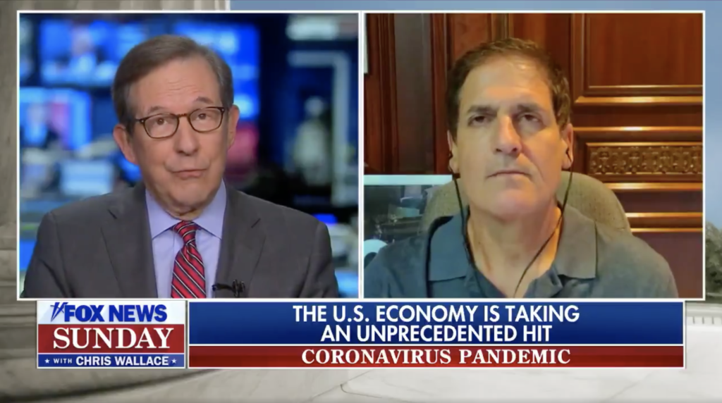 Mark Cuban Predicts the Economy Will Make a Slow Recovery After ...
