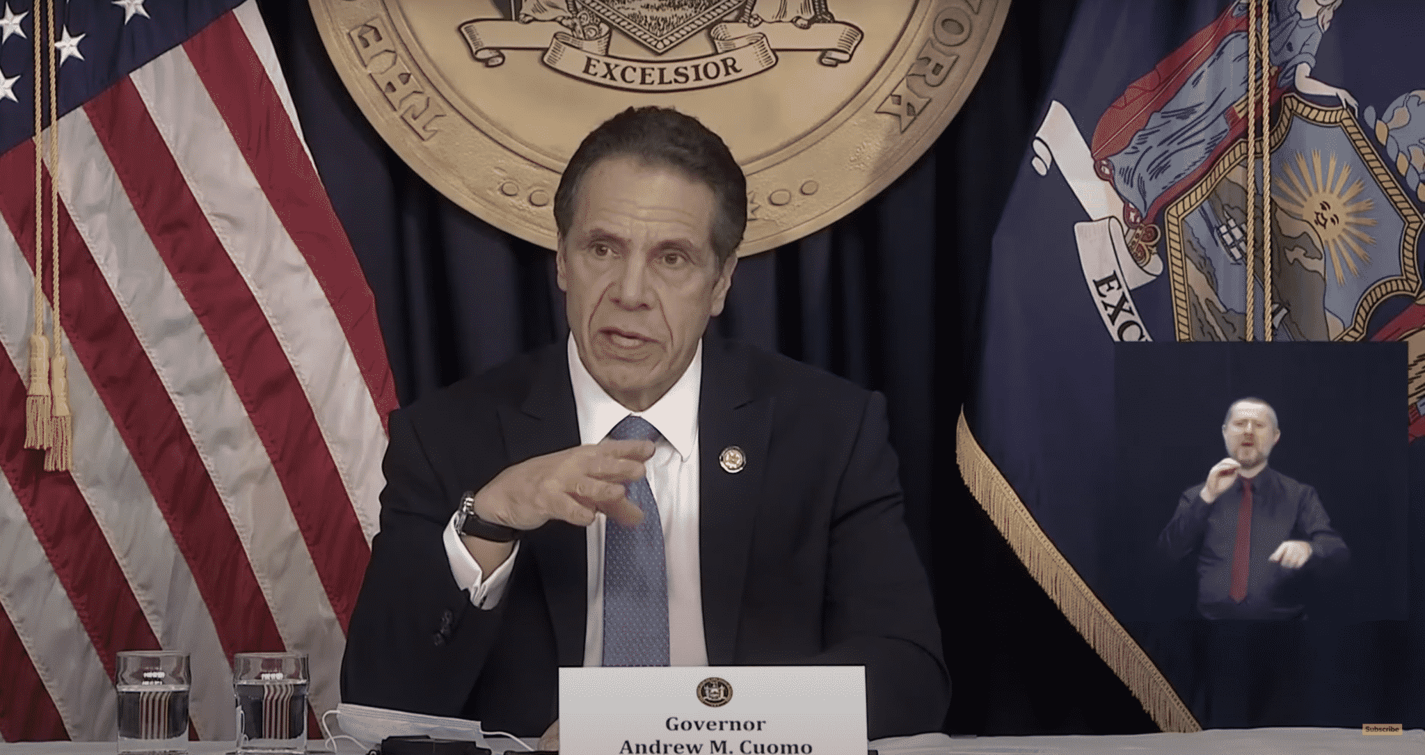Cuomo: A Sheriff Who Refuses To Enforce COVID Restrictions Is a 'Dictator'