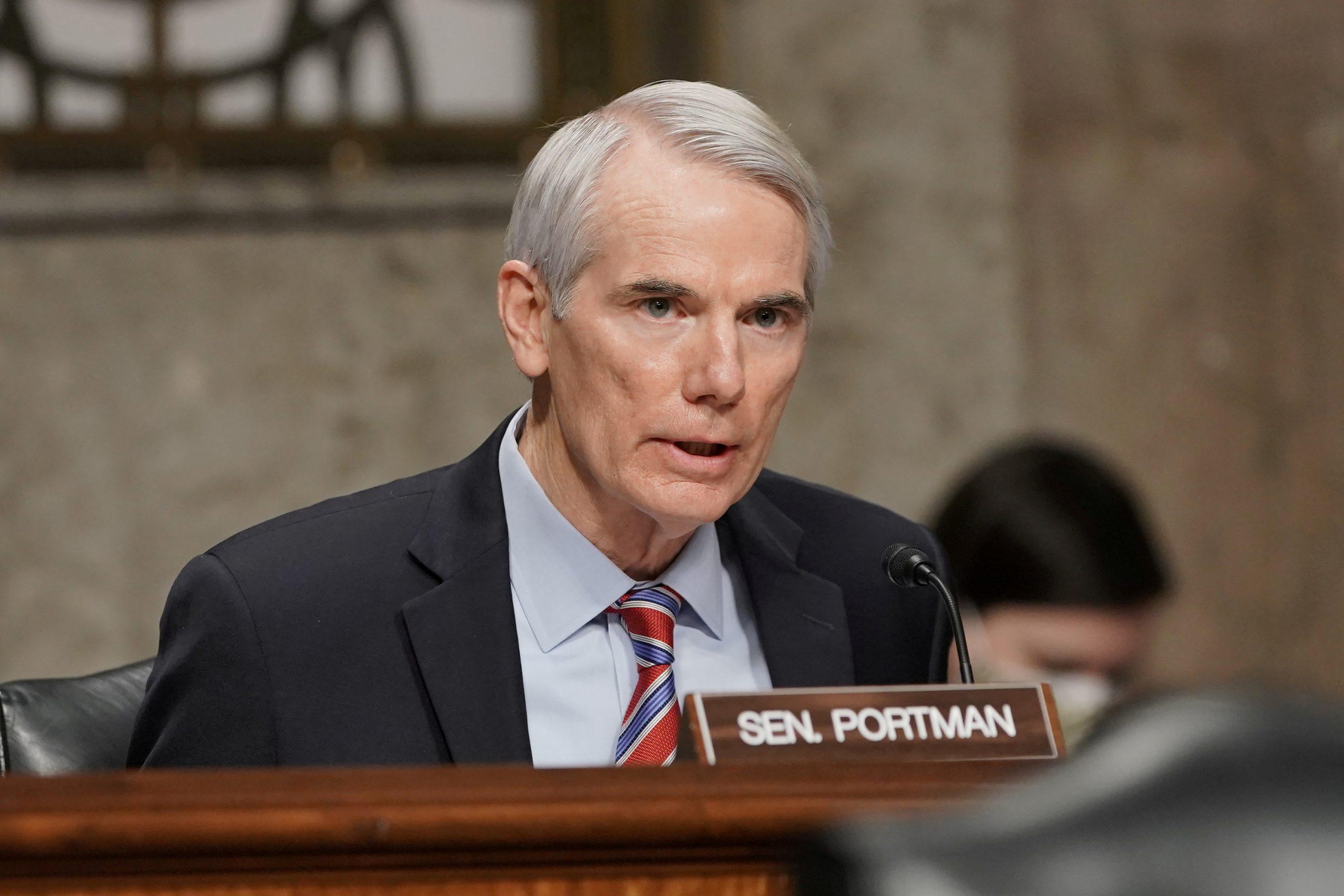 Ohio Businessman Announces Run for Portman's US Senate Seat